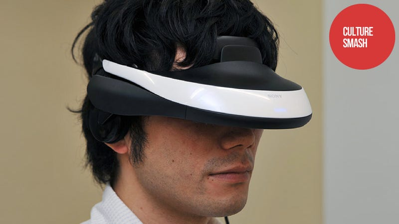 Meet the Craziest Sony Product of 2011