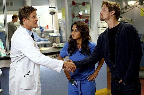 "ER Stars Join NBC's Citizen-Superhero Show ""The Cape"" And The CW'S ""La Femme Nikita"" Revamp"