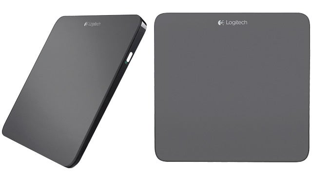 Logitech's Windows 8 Touchpad Loves Gestures, Hates Wires