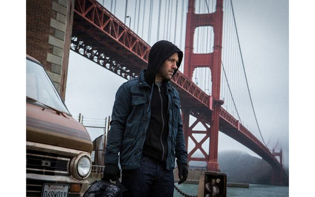 Behold, The First Picture Of Paul Rudd As Ant-Man