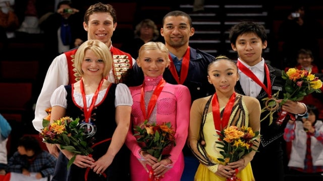 Nine Chinese Figure Skaters May Not Be The Age China Said They Were