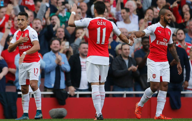 Alexis Sánchez And Mesut Özil Are Better Than Everyone