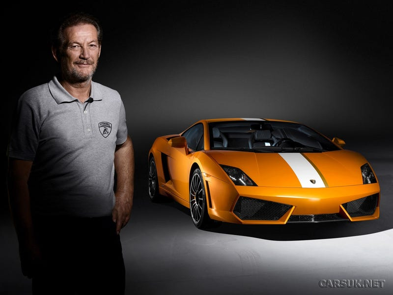 Happy Valentino Balboni's Day!