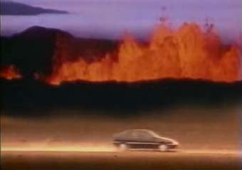 The Citroën XM Pallas Braves Earthquakes, Wild Horses, Raging Lava Torrents!