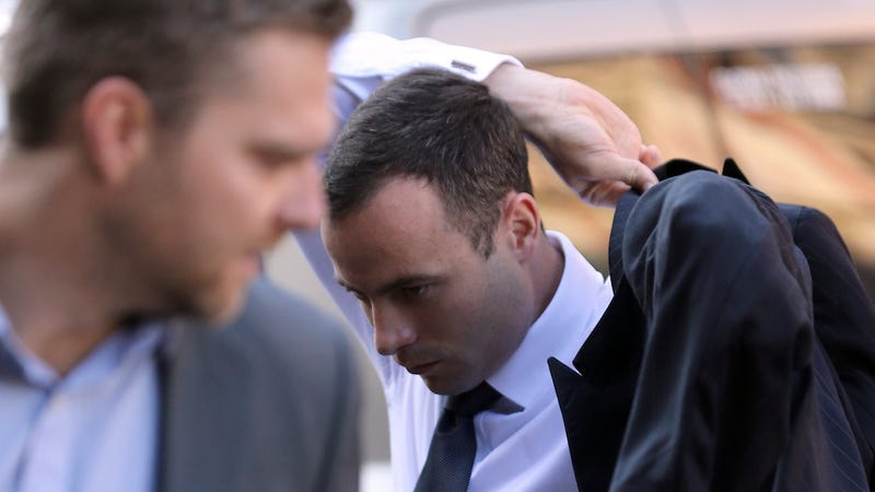 Oscar Pistorius' Latest Spectacle: His Murder Trial