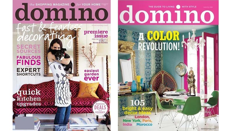Ladymags Are Dying, But Domino Is Returning From the Grave