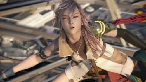 Small Differences Between Japanese Final Fantasy XIII and International FFXIII