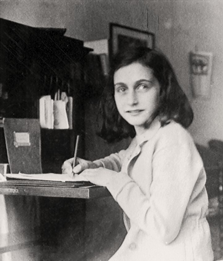 Suburban Detroit Mom Says No To Reading About Anne Frank's Ladyparts