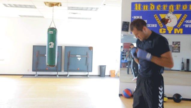 Stretch For Power: Sergey Kovalev's Krusher Workout