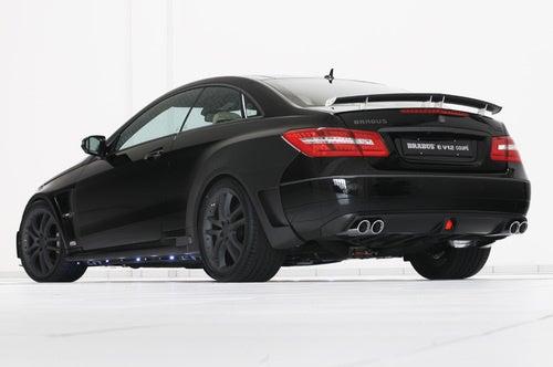 Gallery: Brabus Evil Black Murder Death Murder Cars With V-12 Power