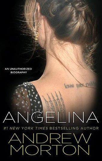 Does Anyone Care About The Supposedly Scandalous Angelina Book?