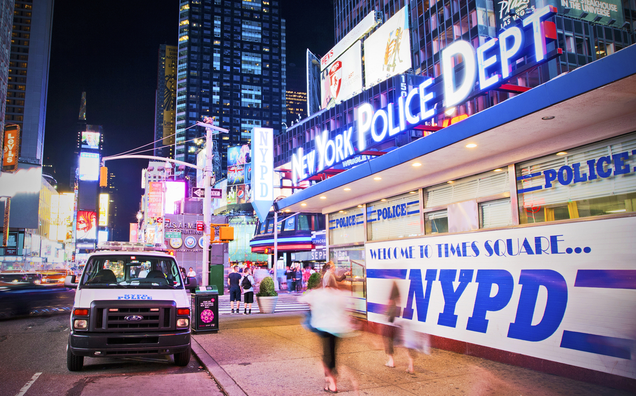 The NYPD Was Sued an Average of 10 Times a Day Last Year