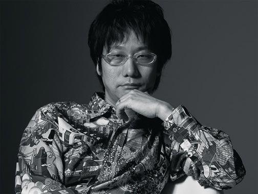 The Hideo Kojima GDC 09 Keynote Liveblog