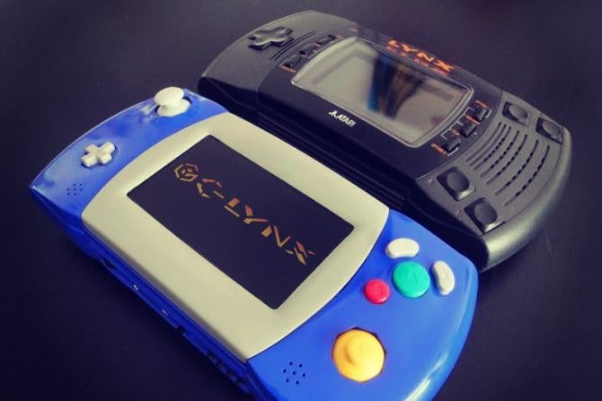 How To Turn A Lynx Into a GameCube: The GC-Lynx
