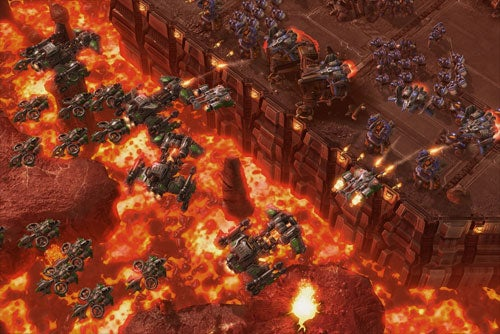 First StarCraft II Single Player Campaign Hands-On (Now Spoiler-Free!)