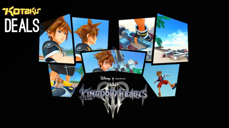 Kingdom Hearts III, Titanfall Season Pass, Wolfenstein [Deals]