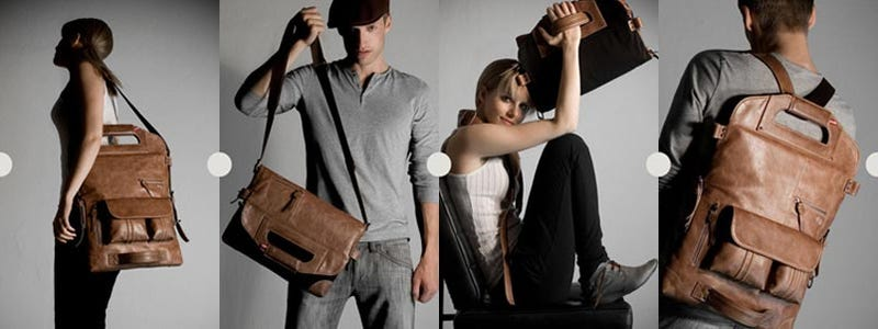 2UNFOLD Laptop Bag Is Probably Too Attractive for You or Your Computer
