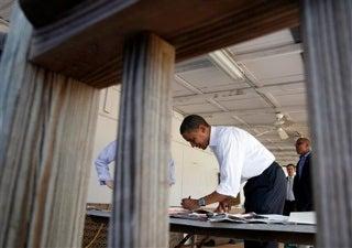 Barack Obama Wins, Bush Executive Orders Lose