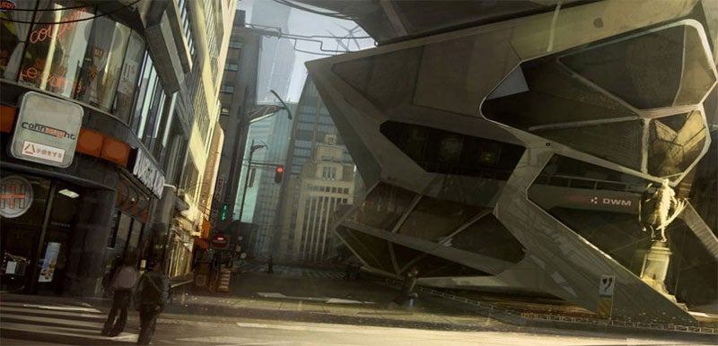 How Deus Ex 3's Cyber Renaissance Averted A Puffy Pants Disaster