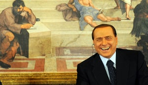 New Venue Found for Berlusconi's Bunga Bunga Parties