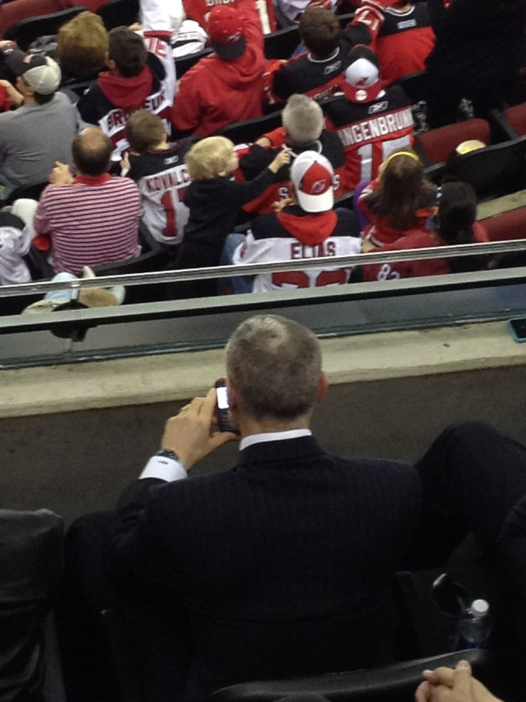 Devils Fan Ridiculed By Panthers President For Lack Of Twitter Followers Now Has More Followers Than He Does
