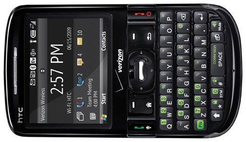 HTC Ozone (AKA Snap) Coming to Verizon, Too