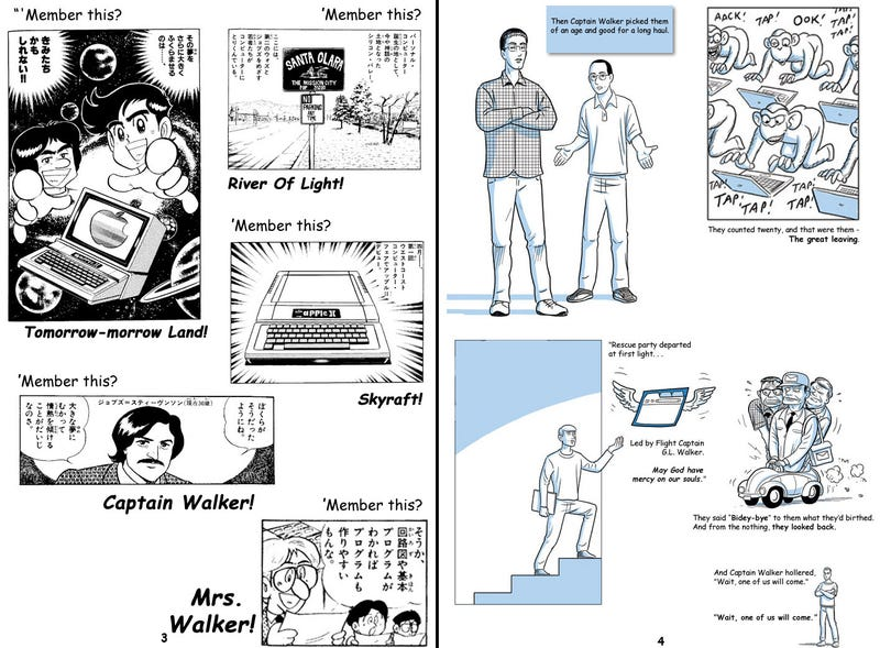 Google's Chrome Comic Gets Bastardized 70 Different Ways