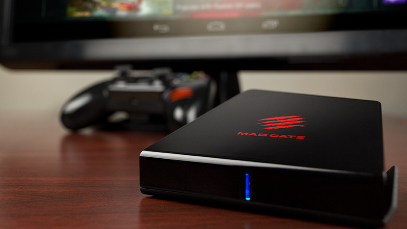 Mad Catz Enters The Android Console Market With M.O.J.O.