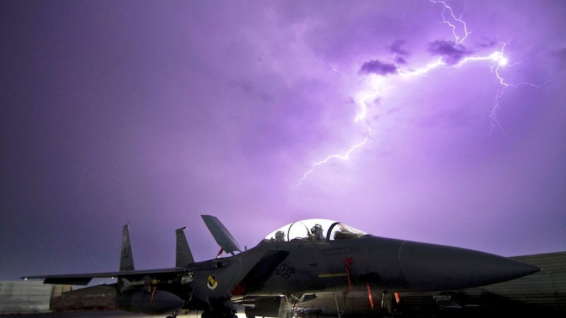 Purple Lightning and Death from Above in Afghanistan