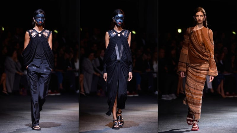 Givenchy, for the High Heel-Hating Weirdo World Traveler in You