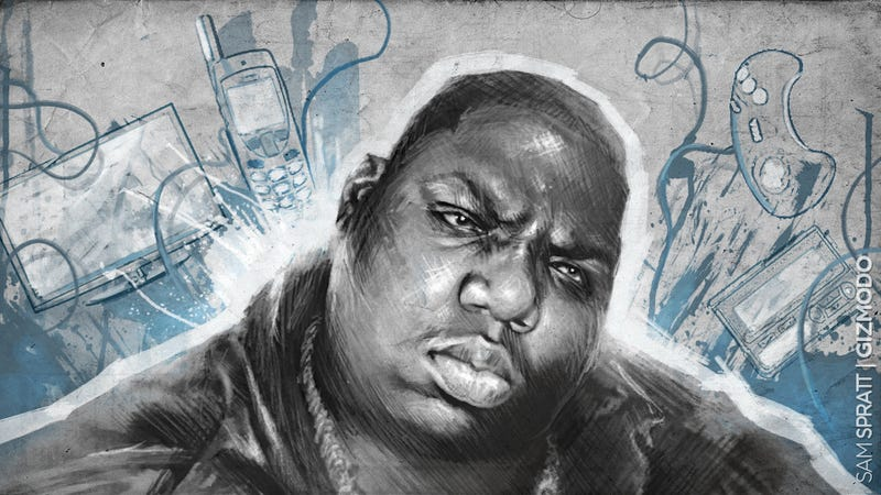 An Ode to Notorious BIG, Gadget User