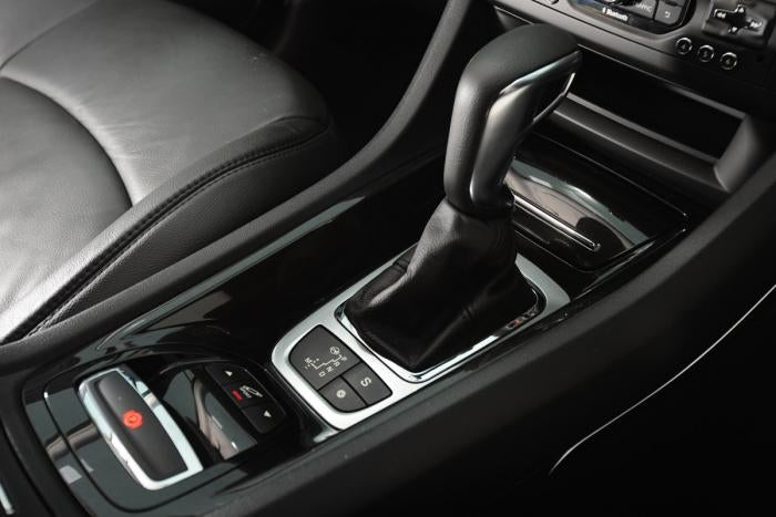 Oppo competition: The nicest gear shifter.