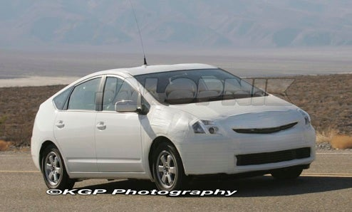 Japanese Daily Reports Toyota To Boost Prius Output 70% In 2009