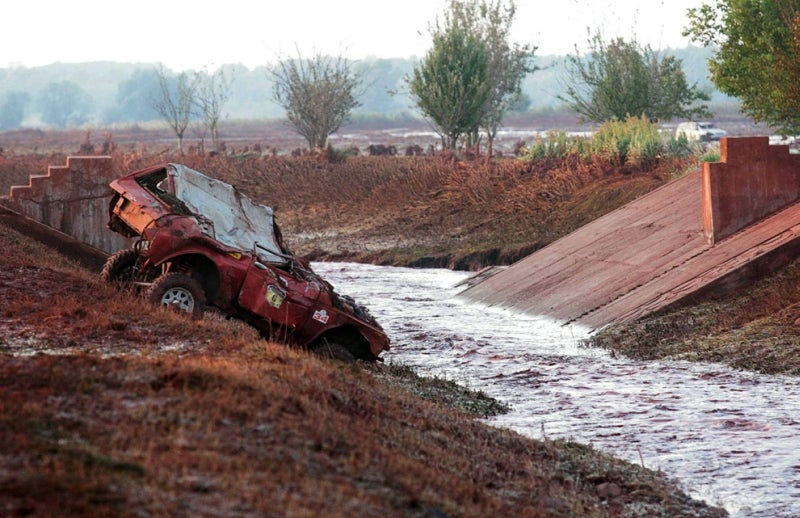 How We Helped Hungary's Toxic Sludge Victims