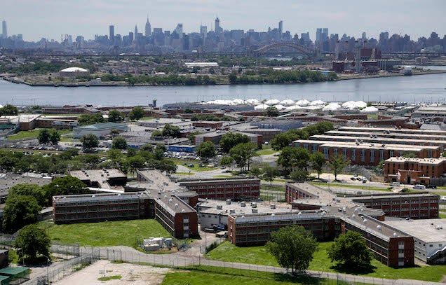 Rikers Guards Who Hogtied, Beat Mentally Ill Man May Actually Be Fired