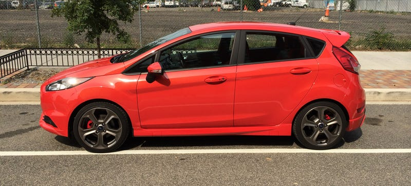 I Have A Ford Fiesta ST For The Next Week
