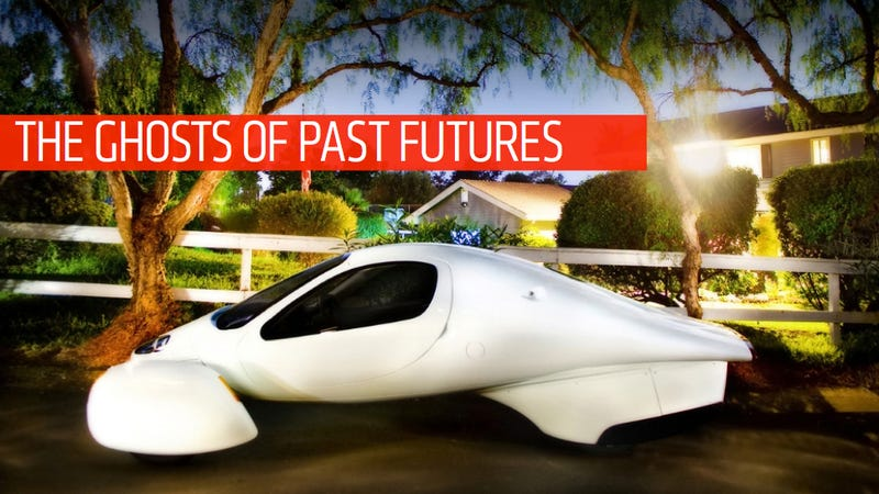 The Best Sci-Fi Cars Of All Time