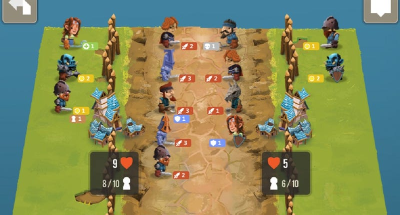 Highgrounds is Deceptively Simple Multiplayer Strategy You Can Play in Your Browser