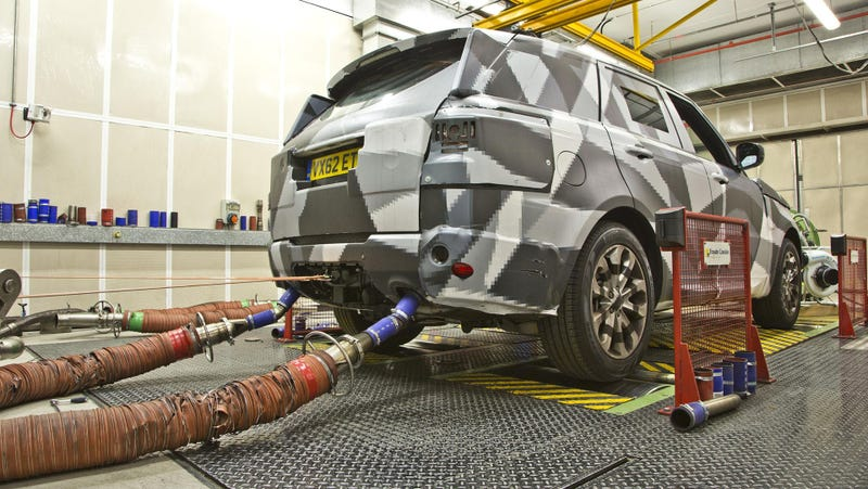 The Range Rover Sport Prototype Is My Kind Of Doomsday Ride!