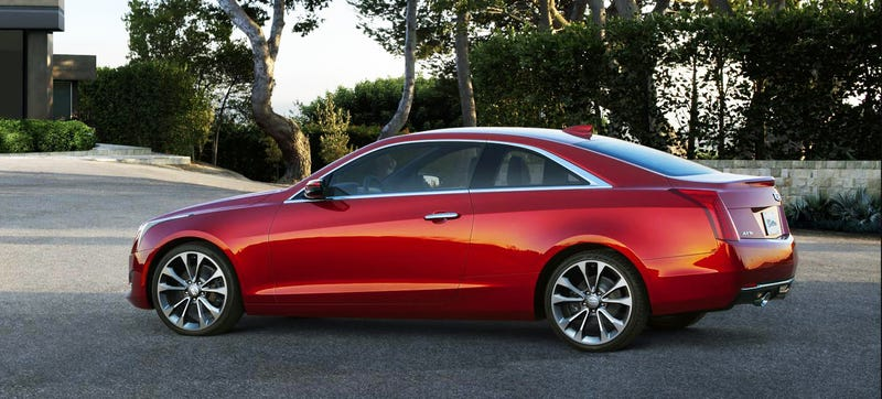 The 2015 Cadillac ATS Coupe Will Cost $38,990