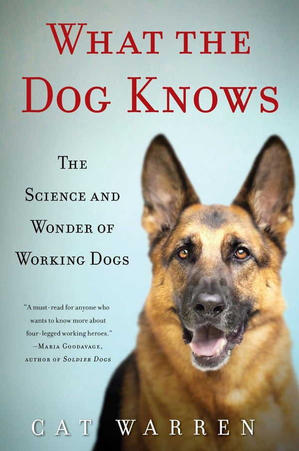 How I Turned My Problem Pet into a 'Cadaver Dog'