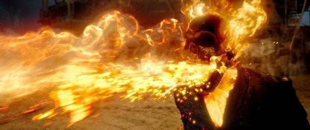 Ghost Rider Spirit of Vengeance Gallery
