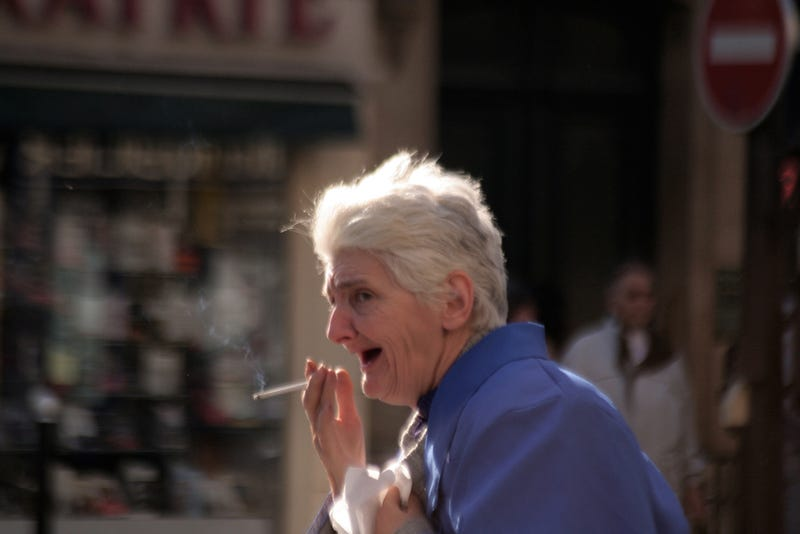 Smoking in Europe Is No Longer Cool