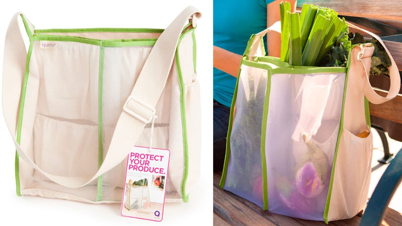 The Future of Grocery Bags Is Here and It Involves Pockets