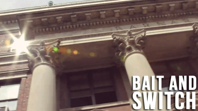 Barnard Students Accuse College Of 'Extortion'