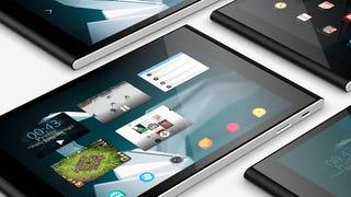 El tablet de código abierto Jolla supera el millón de dólares en 2 días