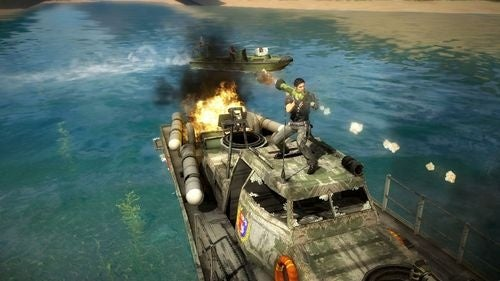 Just Cause 2 Screens... Just 'Cuz