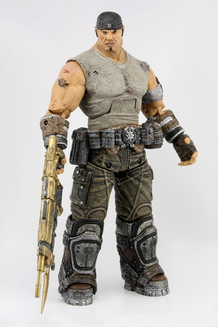 A Gears of War 3 Figure to Close out the Trilogy With