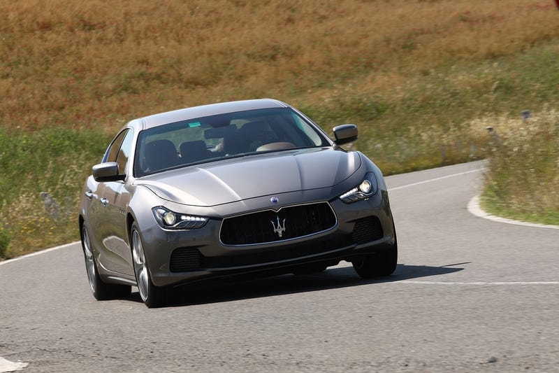 The Worst Car I've Ever Driven: Maserati Ghibli V6 S