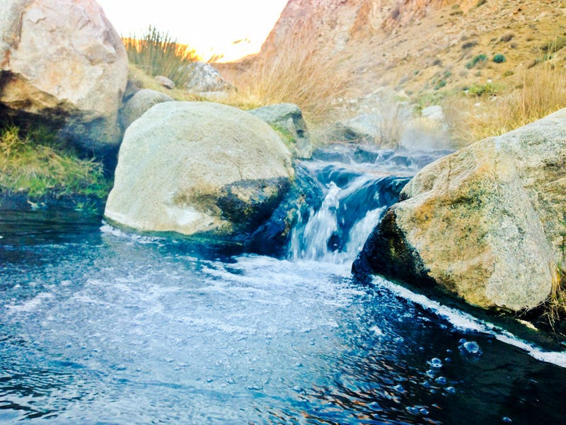 How To Backpack Into Sespe Hot Springs